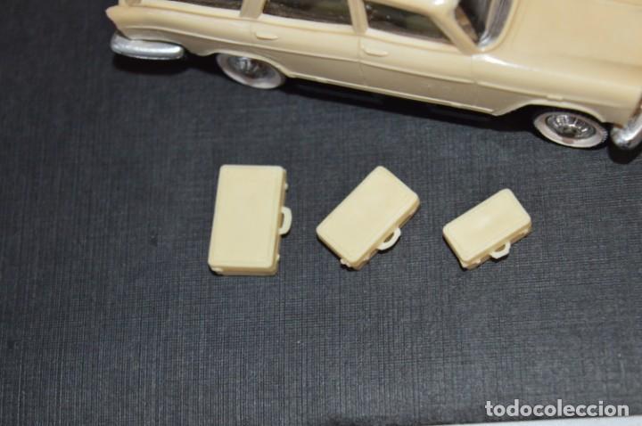 Coches a escala: SEAT 1400 C - ESCALA 1/43 - Mini Cars MINICARS Super / ANGUPLAS - Años 60 ¡Muy raro y difícil, mira! - Foto 17 - 219216000