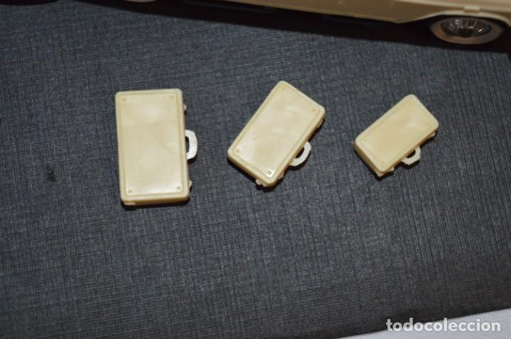 Coches a escala: SEAT 1400 C - ESCALA 1/43 - Mini Cars MINICARS Super / ANGUPLAS - Años 60 ¡Muy raro y difícil, mira! - Foto 18 - 219216000