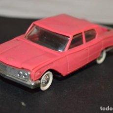 Coches a escala: FORD GALAXIE - ESCALA 1/43 - MINI CARS MINICARS SUPER / ANGUPLAS - AÑOS 60 ¡MUY RARO/DIFÍCIL, MIRA!. Lote 219219515