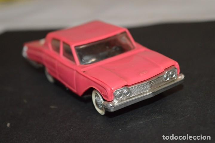 Coches a escala: Ford GALAXIE - ESCALA 1/43 - Mini Cars MINICARS Super / ANGUPLAS - Años 60 ¡Muy raro/difícil, mira! - Foto 2 - 219219515
