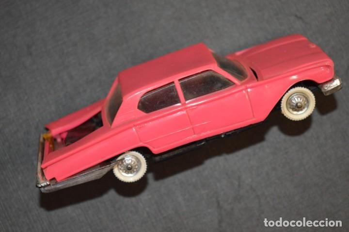 Coches a escala: Ford GALAXIE - ESCALA 1/43 - Mini Cars MINICARS Super / ANGUPLAS - Años 60 ¡Muy raro/difícil, mira! - Foto 3 - 219219515