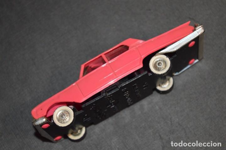 Coches a escala: Ford GALAXIE - ESCALA 1/43 - Mini Cars MINICARS Super / ANGUPLAS - Años 60 ¡Muy raro/difícil, mira! - Foto 4 - 219219515