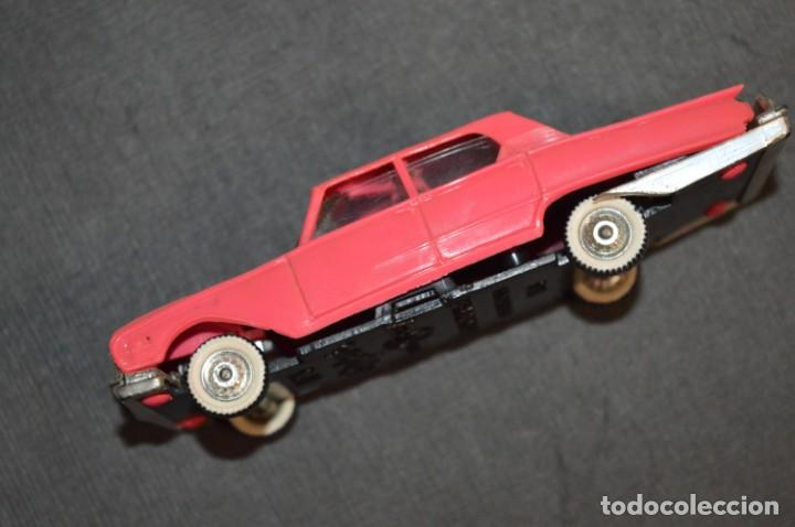Coches a escala: Ford GALAXIE - ESCALA 1/43 - Mini Cars MINICARS Super / ANGUPLAS - Años 60 ¡Muy raro/difícil, mira! - Foto 5 - 219219515