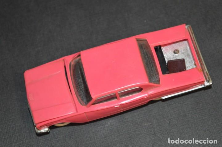 Coches a escala: Ford GALAXIE - ESCALA 1/43 - Mini Cars MINICARS Super / ANGUPLAS - Años 60 ¡Muy raro/difícil, mira! - Foto 6 - 219219515