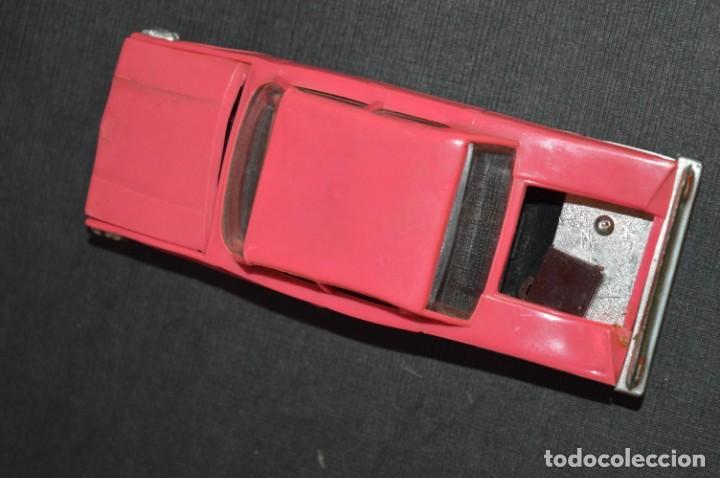 Coches a escala: Ford GALAXIE - ESCALA 1/43 - Mini Cars MINICARS Super / ANGUPLAS - Años 60 ¡Muy raro/difícil, mira! - Foto 7 - 219219515