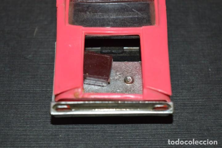 Coches a escala: Ford GALAXIE - ESCALA 1/43 - Mini Cars MINICARS Super / ANGUPLAS - Años 60 ¡Muy raro/difícil, mira! - Foto 8 - 219219515
