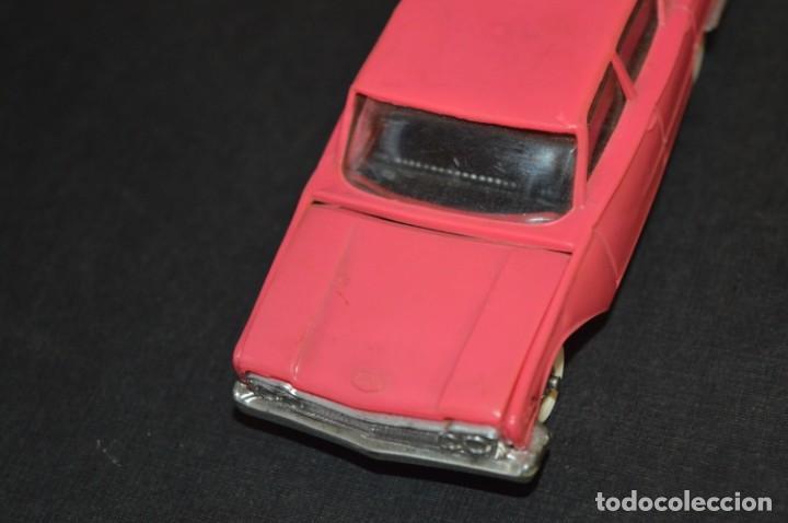 Coches a escala: Ford GALAXIE - ESCALA 1/43 - Mini Cars MINICARS Super / ANGUPLAS - Años 60 ¡Muy raro/difícil, mira! - Foto 12 - 219219515