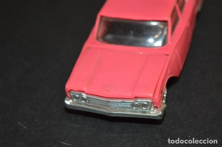 Coches a escala: Ford GALAXIE - ESCALA 1/43 - Mini Cars MINICARS Super / ANGUPLAS - Años 60 ¡Muy raro/difícil, mira! - Foto 13 - 219219515