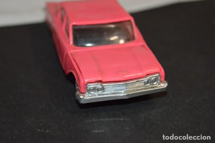 Coches a escala: Ford GALAXIE - ESCALA 1/43 - Mini Cars MINICARS Super / ANGUPLAS - Años 60 ¡Muy raro/difícil, mira! - Foto 14 - 219219515