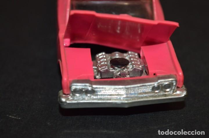 Coches a escala: Ford GALAXIE - ESCALA 1/43 - Mini Cars MINICARS Super / ANGUPLAS - Años 60 ¡Muy raro/difícil, mira! - Foto 17 - 219219515