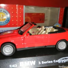 Coches a escala: 1:43 BMW 3 SERIES CABRIOLET. Lote 219354113
