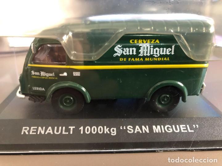 """Coches a escala: Vendo RENAULT 1000KG. """"SAN MIGUEL"""" - 1:43 - Foto 2 - 219502693"""