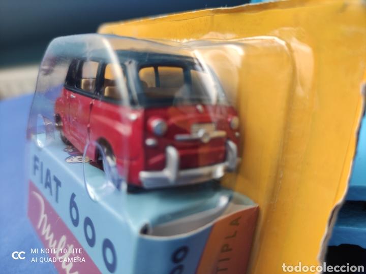 Coches a escala: MERCURY MODELO FIAT 600 MULTIPLA, HACHETTE. NUEVO Y EN BLISTER. 1/43 - Foto 2 - 219553940