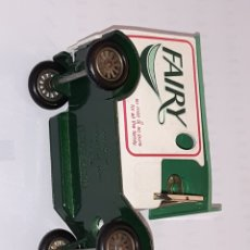 Coches a escala: DAYS GONE BY LLEDO, CAMIONETA REPARTO FAIRY, 7 CMS LARGO, 3,5 CMS ANCHO 5 CMS ALTURA.METAL.. Lote 219699850