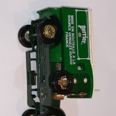 """Coches a escala: MATCHBOX MODELS OF YESTERYEAR, METAL, 1/43, CAMIONETA RENAULT """"PERRIER"""", NUEVA, SOLO EXPUESTA.. Lote 219736516"""