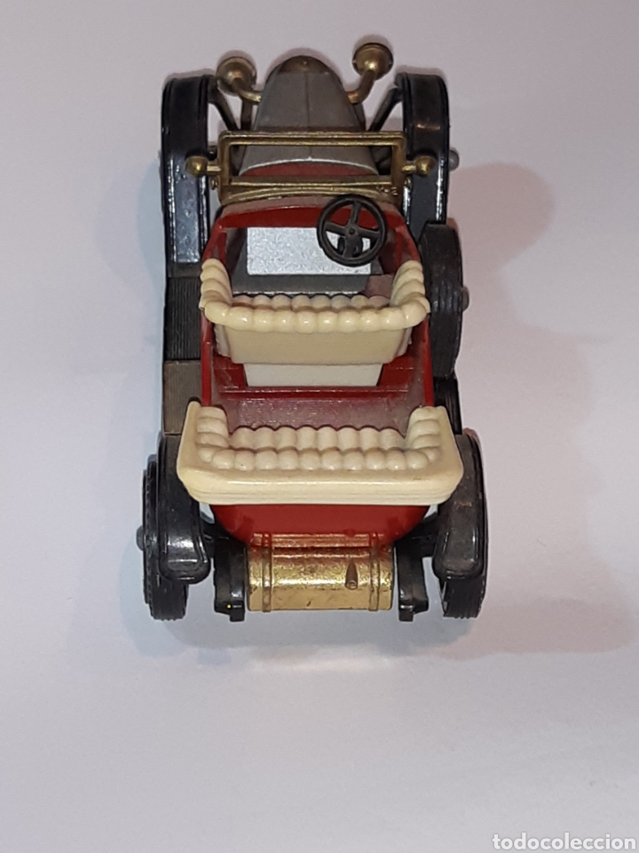 Coches a escala: MATCHBOX Models Yesteryear, metal, 1/43, PRINCE HENRY VAUXHALL 1904. NUEVO, SOLO EXPUESTO. - Foto 3 - 219744506