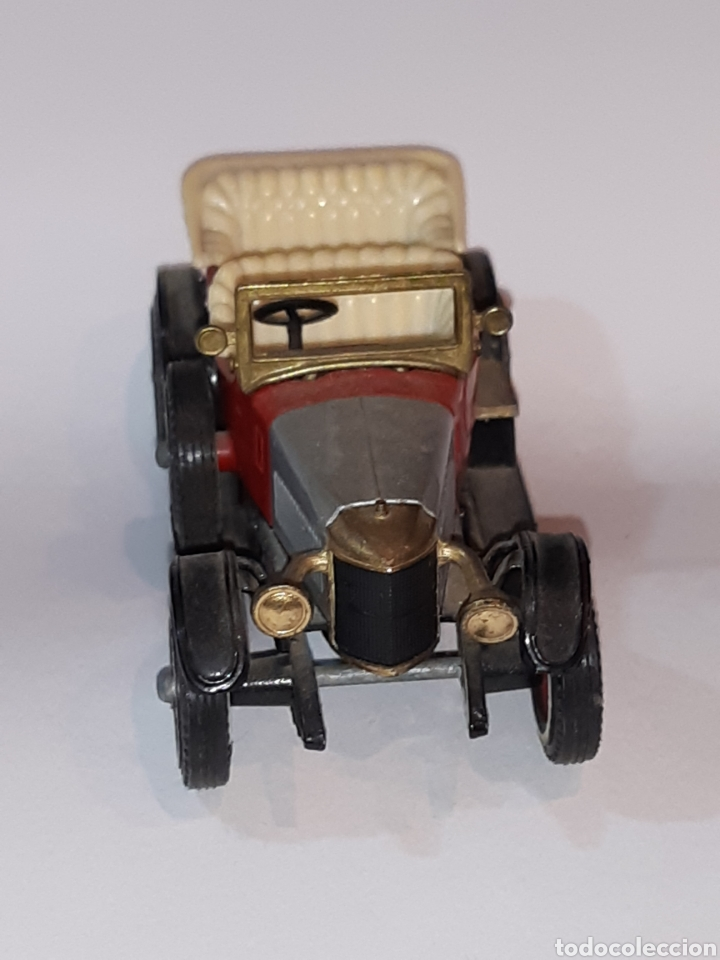 MATCHBOX MODELS YESTERYEAR, METAL, 1/43, PRINCE HENRY VAUXHALL 1904. NUEVO, SOLO EXPUESTO. (Juguetes - Coches a Escala 1:43 Otras Marcas)