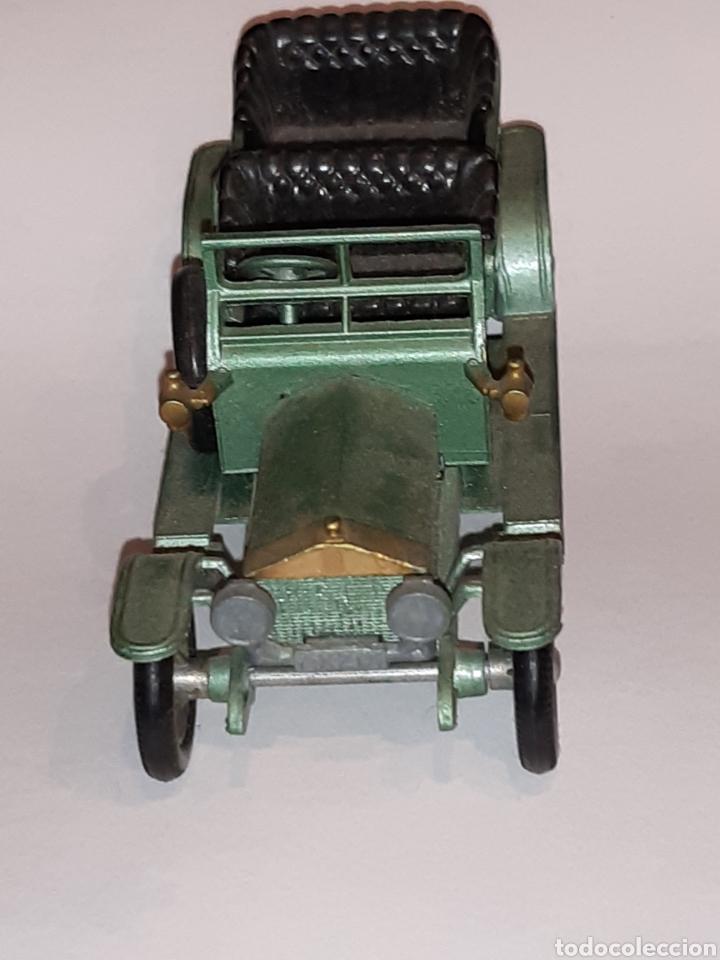Coches a escala: MATCHBOX, models of yesteryear. 1/43. ROLL ROYCE 1907 SILVER GHOST. Solo expuesto no usado.Ver foto - Foto 2 - 219914146
