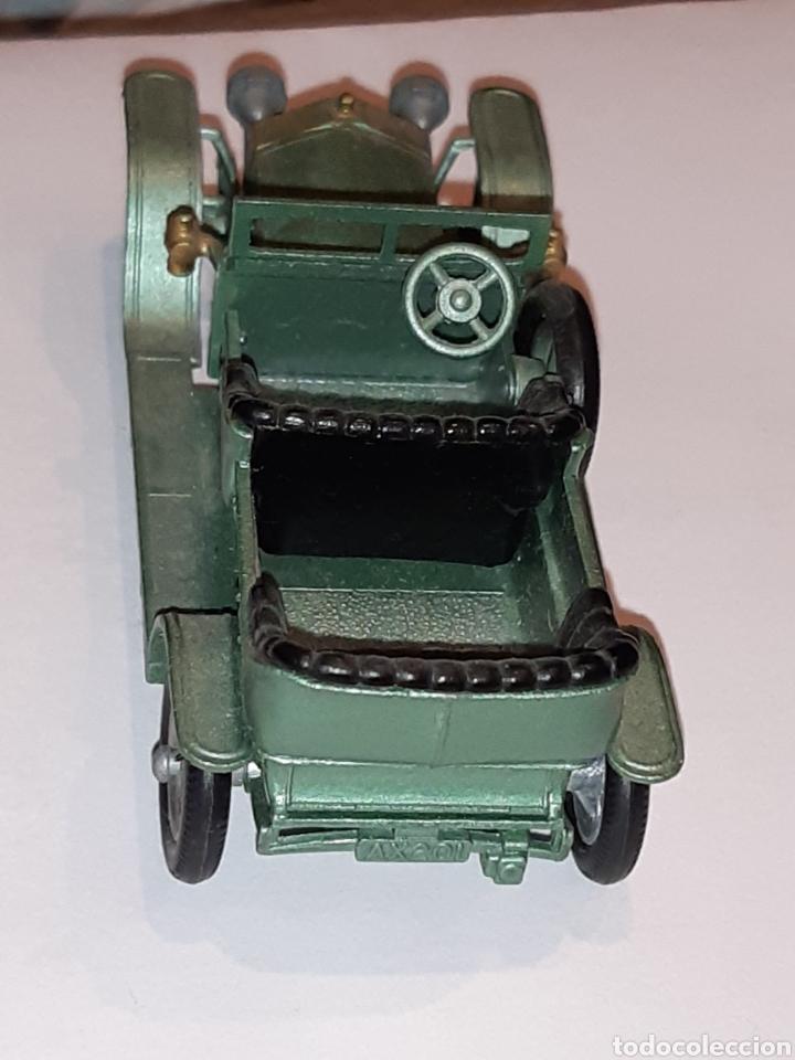 Coches a escala: MATCHBOX, models of yesteryear. 1/43. ROLL ROYCE 1907 SILVER GHOST. Solo expuesto no usado.Ver foto - Foto 3 - 219914146