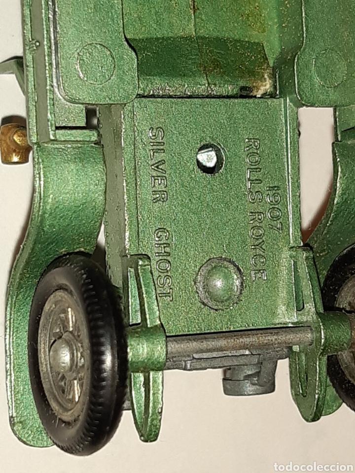 Coches a escala: MATCHBOX, models of yesteryear. 1/43. ROLL ROYCE 1907 SILVER GHOST. Solo expuesto no usado.Ver foto - Foto 4 - 219914146