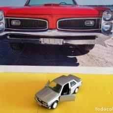 Coches a escala: BONITO BMW 323 I ESCALA 1/43 MARCA ALEMANA GAMA* COMO NUEVO NUNCA JUGADO CON CAJA ORIGINAL. Lote 189124621