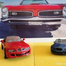 Coches a escala: 2 COCHES BMW Z 3 M. LEER DESCRIPCIÓN.. Lote 203083868