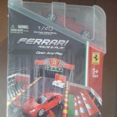 Coches a escala: FERRARI BURAGO SET RACE&PLAY. Lote 220668250