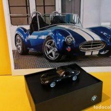 Coches a escala: BMW Z 8 DE COLECCIÓN EN SU CAJA DE LUJO Y ESTUCHE ADQUIRIDO EN MUSEO BMW MUNICH. Lote 220843125