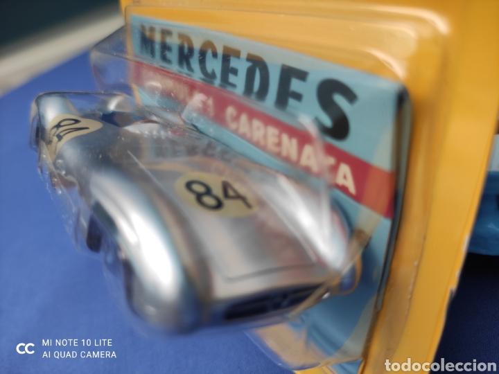 Coches a escala: MERCURY MODELO MERCEDES FORMULA 1 CARENATA, HACHETTE. NUEVO Y EN BLISTER. 1/43 - Foto 2 - 221486766
