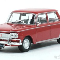 Coches a escala: COCHE CLÁSICO FIAT 1500 (1963) - AUTOS INOLVIDABLES ARGENTINOS / N10 (ESCALA 1:43). Lote 221956277