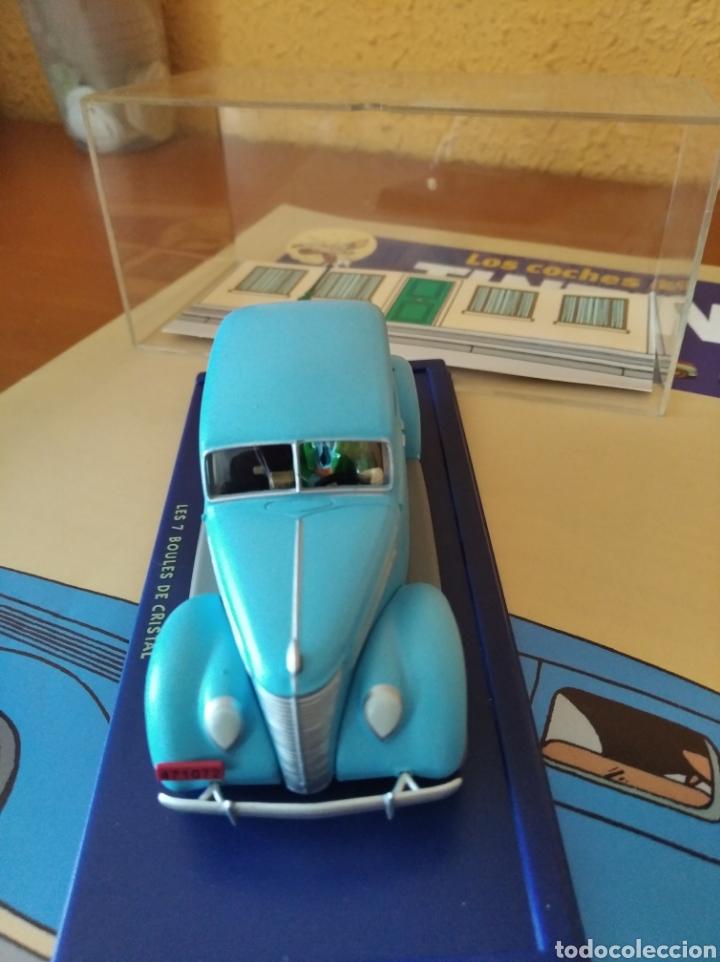 Coches a escala: Coche Tintin Les 7 boules de cristal - Foto 2 - 222129638