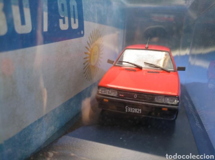Coches a escala: RENAULT 11 TURBO (1986),COLECCION ARGENTINA AÑOS 80/90, SALVAT , ALTAYA 1/43. - Foto 2 - 222801547