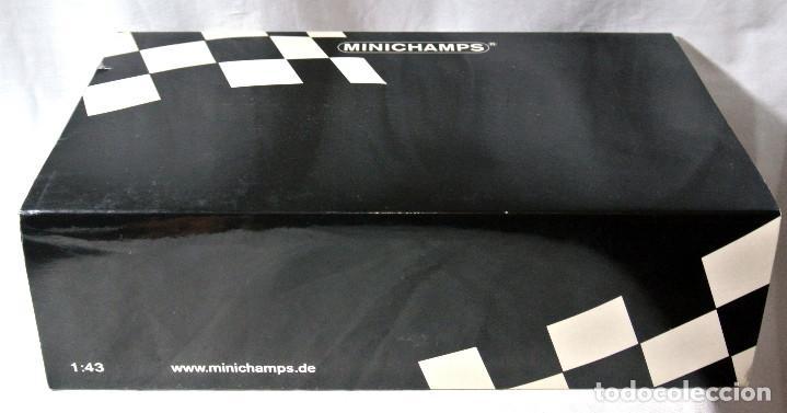 Coches a escala: SET COCHES PORSCHE 911 RSR 2.8 1973 Y PORSCHE 911 GT3 RS 2003, 30 ANIVERSARIO, ED. LIMITADA, NUEVO * - Foto 5 - 143693006