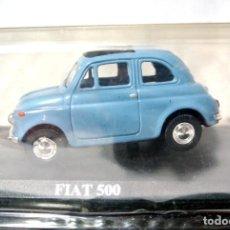 Coches a escala: COCHE FIAT 500 1957, DEL PRADO, 1:43, NUEVO EMPAQUE SELLADO *. Lote 223609456