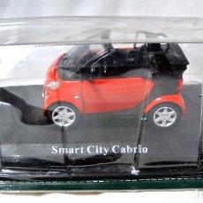 Coches a escala: COCHE SMART CITY CABRIO, DEL PRADO 2003, 1:43, NUEVO EMPAQUE SELLADO *. Lote 223610478