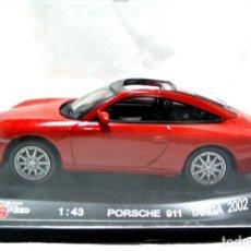 Coches a escala: COCHE PORSCHE 911 TARGA 2002 , HIGH SPEED, TAIXYCARS, 1:43, NUEVO CON CAJA *. Lote 140765618