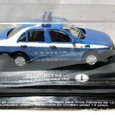 Coches a escala: COCHE DE POLICIA FIAT MAREA POLIZIA DI STATO-ALTO ADIGE 1999 ITALIA, 1:43 ,NUEVO SELLADO *. Lote 128525423