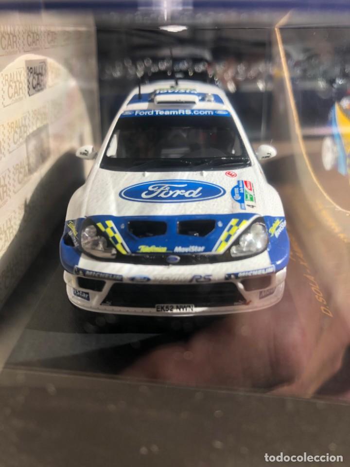 VENDO FORD FOCUS WRC - D. SOLÀ - X. AMIGÓ - RALLY MEXICO 2005 - 1/43 (Juguetes - Coches a Escala 1:43 Otras Marcas)