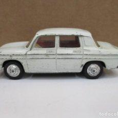 Auto in scala: COCHE RENAULT R-8 - MINIATURAS JOAL - COLOR BLANCO - ESCALA 1/43. Lote 225501280