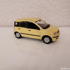 Coches a escala: 773006-NOREV (1 / 1000) - FIAT PANDA 2004 COCHE DEL AÑO EN EUROPA EN PERFECTO ESTADO. Lote 225563786