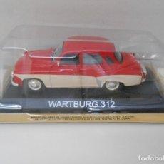 Coches a escala: COCHE WARTBURG 312 MODEL CAR 1/43 1:43 MINIATURE MINIATURA. Lote 226594485