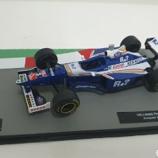 Coches a escala: WILLIAMS FW19. JACQUES VILLENEUVE.. Lote 226768950
