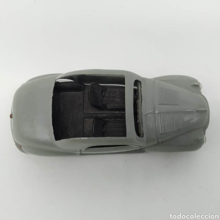 Coches a escala: Fiat 500C Topolino de Brumm, original, no reedición - Foto 3 - 226859534