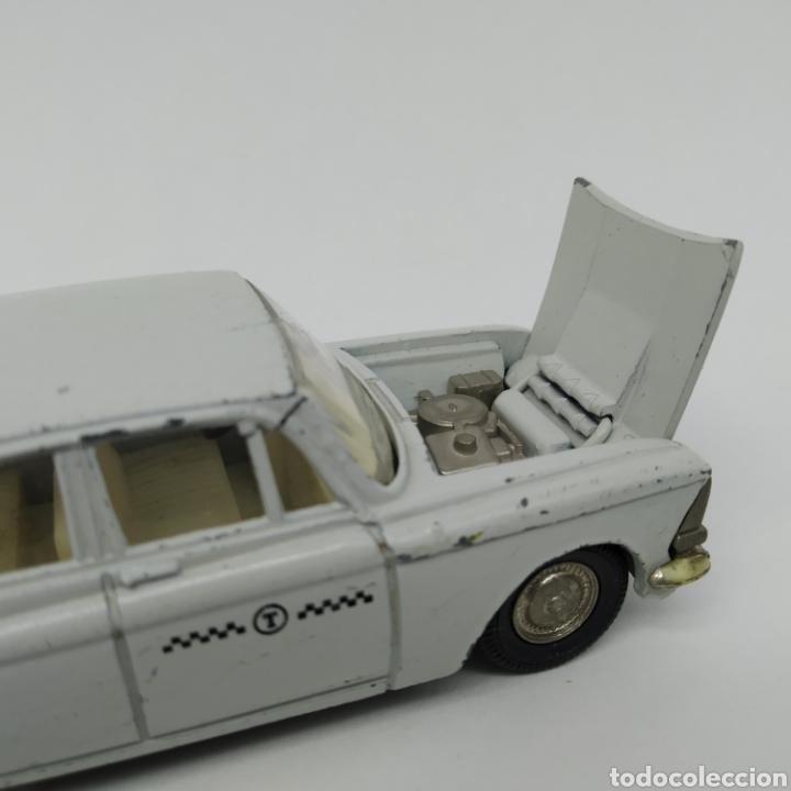 Coches a escala: Moskvitch 412 Taxi de ZAPCHASTEXPORT años 70 - Foto 3 - 226875585