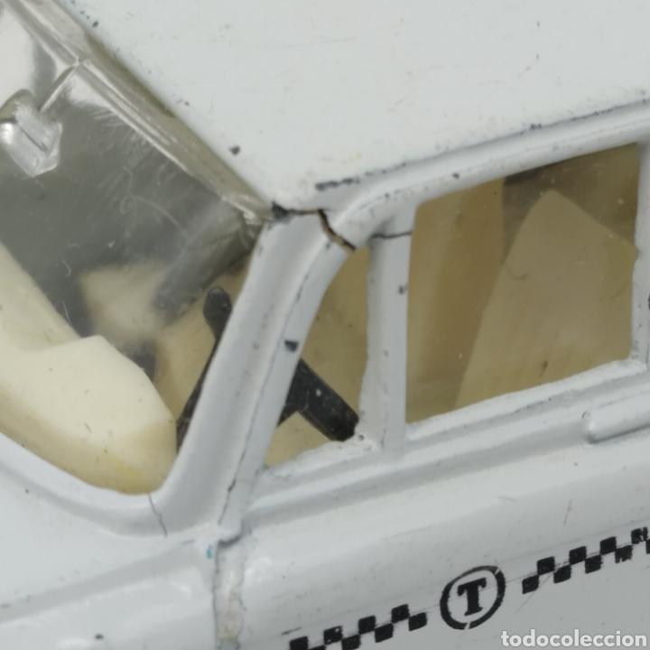 Coches a escala: Moskvitch 412 Taxi de ZAPCHASTEXPORT años 70 - Foto 5 - 226875585
