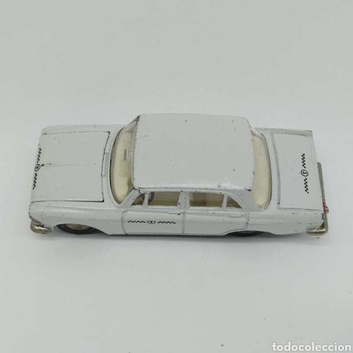 Coches a escala: Moskvitch 412 Taxi de ZAPCHASTEXPORT años 70 - Foto 6 - 226875585
