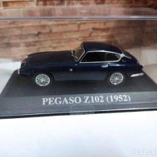 Auto in scala: PEGASO Z102 1952 IXO ALTAYA, ESCALA 1/43 NUEVO. Lote 228066568