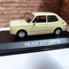 Auto in scala: SEAT 127, 1972, DE ALTAYA, ESCALA 1/43, NUEVO. Lote 228363725