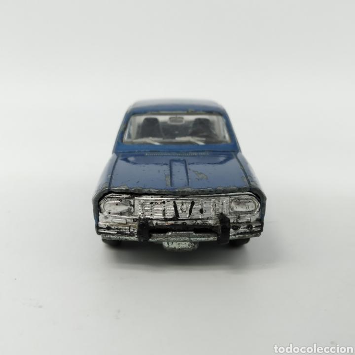 Coches a escala: Renault 12 TS, escala 1/43 ref EL53 de Polistil, fabricado en Italia, año 1976. - Foto 2 - 230808130