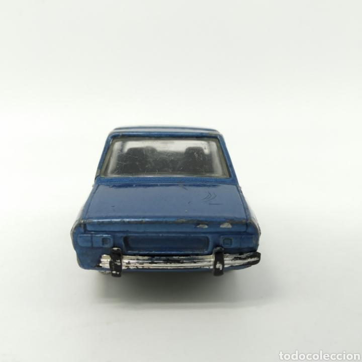 Coches a escala: Renault 12 TS, escala 1/43 ref EL53 de Polistil, fabricado en Italia, año 1976. - Foto 4 - 230808130